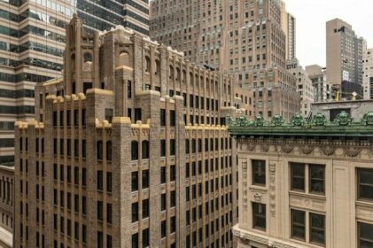 Andaz Wall Street a concept by Hyatt