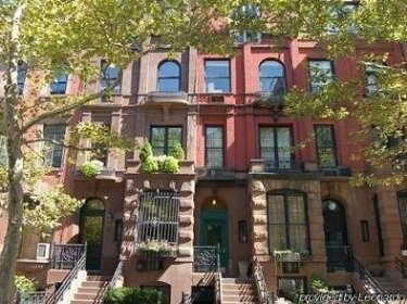 Central Park West Brownstone Bed and Breakfast New York City
