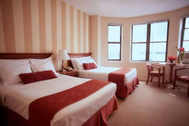 Hotel St James New York City