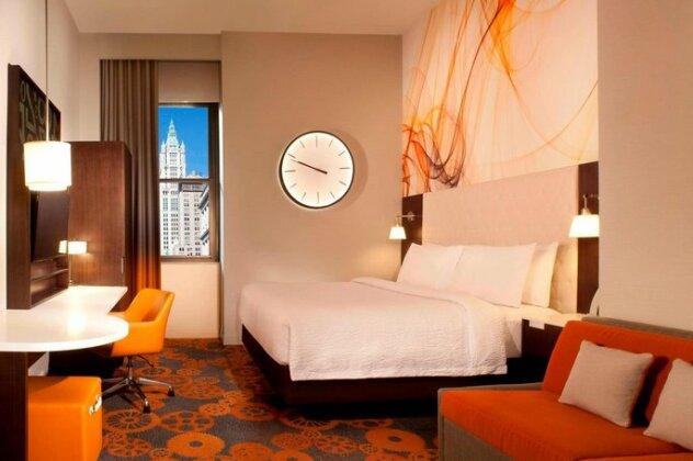 Residence Inn by Marriott New York Downtown Manhattan/World Trade Center Area- Photo5