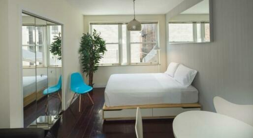 Studio Self-Catering Apartment Lower East Side