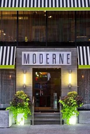 The Moderne Hotel New York City