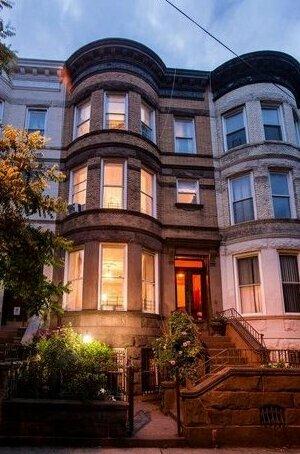Two-Bedroom Brooklyn Brownstone