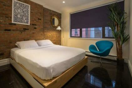 Two-Bedroom Self-Catering Apartment - Lower East Side