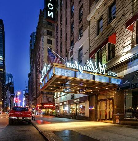 Wellington Hotel New York City- Photo2