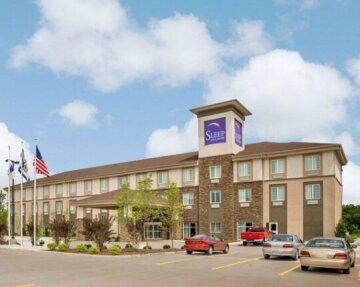 Sleep Inn & Suites Parkersburg