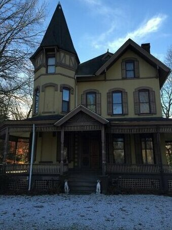 Homestay in North Plainfield near Nathaniel Drake House