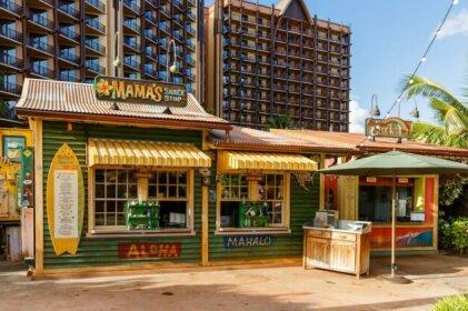 Aulani Disney Vacation Club Villas