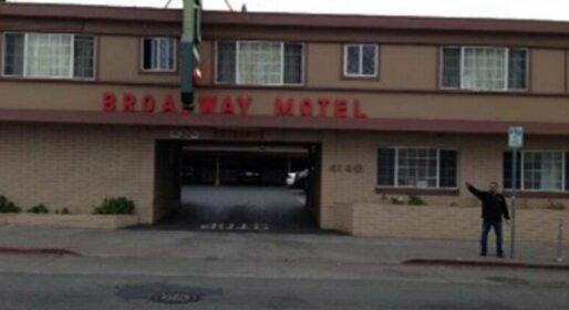 Broadway Motel Oakland