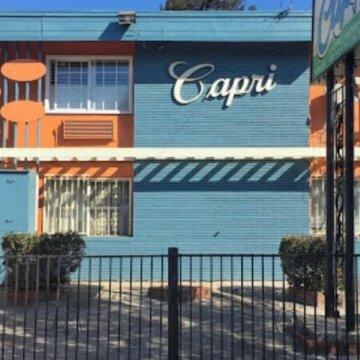 Capri Motel Oakland
