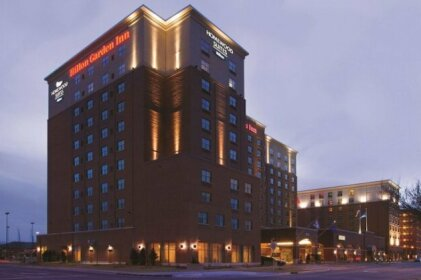 Hilton Garden Inn Oklahoma City/Bricktown