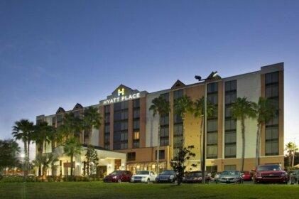 Hyatt Place across from Universal Orlando Resort