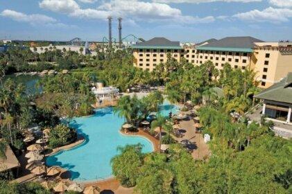 Universal's Loews Royal Pacific Resort