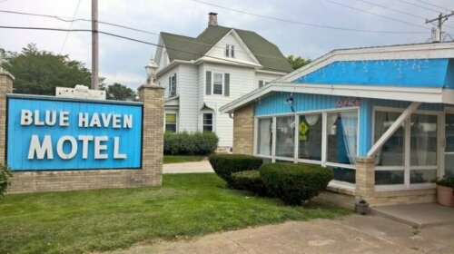 Blue Haven Motel Osceola
