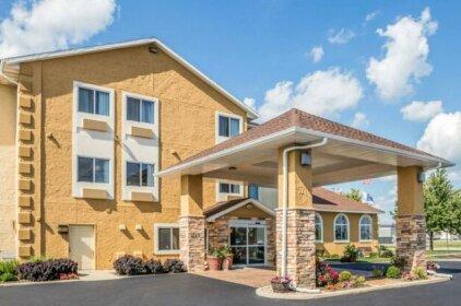 Comfort Inn Ottawa Illinois