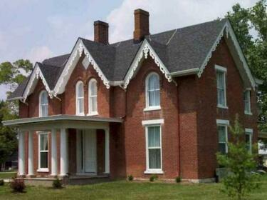 Country Charm Historic Farmhouse