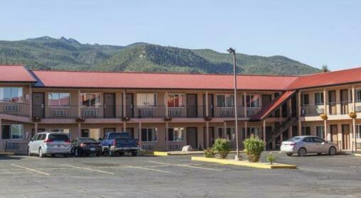 Mountain View Lodge Parowan