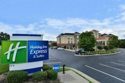 Holiday Inn Express Hotel & Suites Petersburg/Dinwiddie