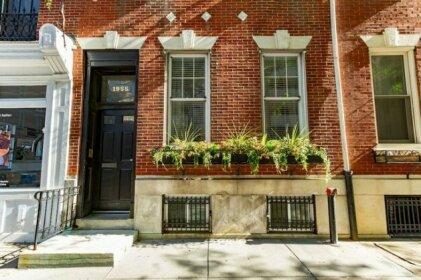 Philadelphia 1955 Rittenhouse