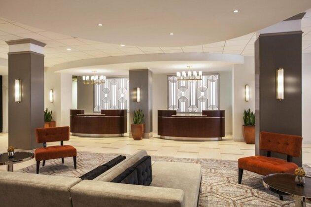 Sheraton Philadelphia University City Hotel- Photo5