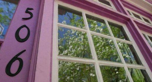 The Pink House West Philadelphia