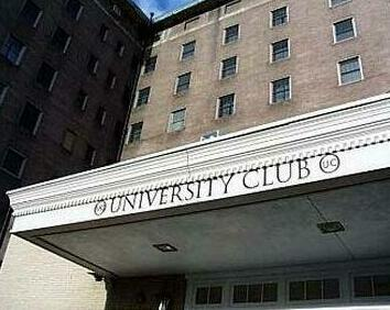University Club Hotel Pittsburgh