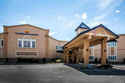 Comfort Inn & Suites Plattsburgh