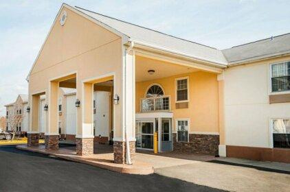 Quality Inn Fairmont Pleasant Valley