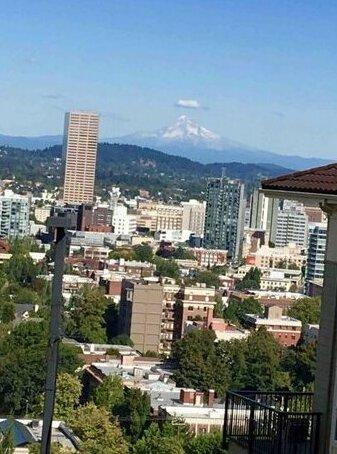 Modern Condo Overlooking Portland