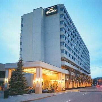 The Poughkeepsie Grand Hotel