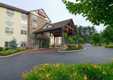 Comfort Suites Lake George