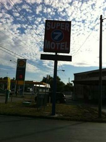 Super 7 Motel Richmond Kentucky