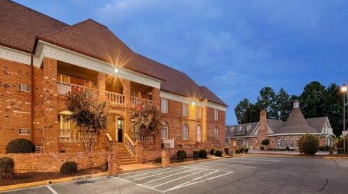 Best Western PLUS Governor's Inn Richmond
