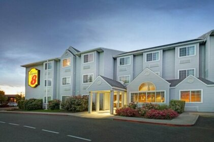 Super 8 by Wyndham Sacramento North