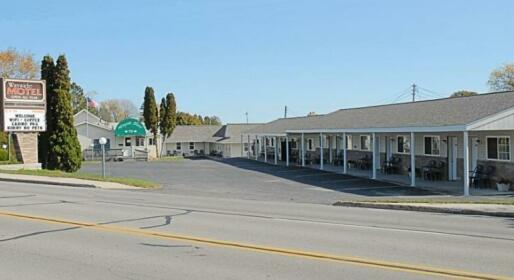 Wayside Motel Saint Ignace