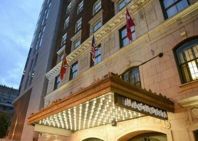 Magnolia Hotel St Louis