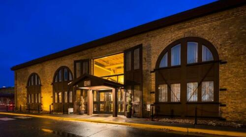 Best Western Plus Como Park Hotel