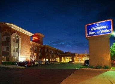 Hampton Inn & Suites Salt Lake City Airport