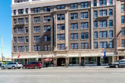 Best Western Premier Historic Travelers Hotel Alamo/Riverwalk