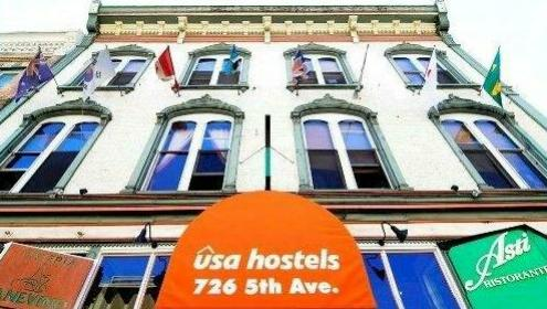 USA Hostels San Diego - Downtown