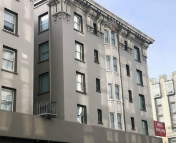 Courtyard by Marriott SFO Downtown/Van Ness Ave