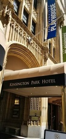Kensington Park Hotel - A Personality Hotel