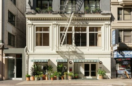 Mystic Hotel San Francisco