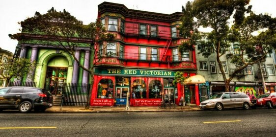 Red Victorian Bed And Breakfast & Art San Francisco
