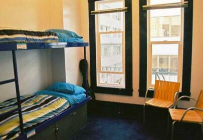 San Francisco Backpacker Hostel - Pacific Tradewinds