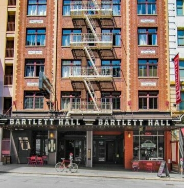 The Bartlett Hotel and Guesthouse