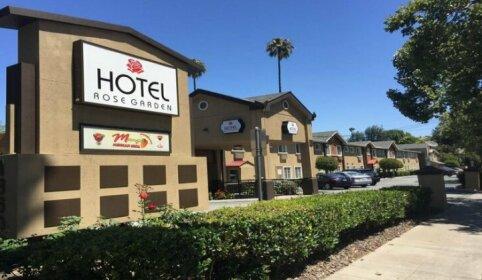 Hotel Rose Garden San Jose