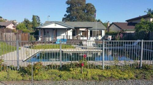 Mark's Poolside Retreat