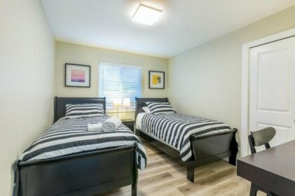 NEW BRAND NEW 3BR House - SAP San Jose McEnery Convention Center - Downtown San Jose - Laundry + Par