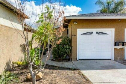 NEW LARGE 6BR Duplex - SAP San Jose McEnery Convention Center - Downtown San Jose - Laundry & Parkin